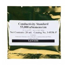 Conductivity 53mS Kalibrierungsflüssigkeit
